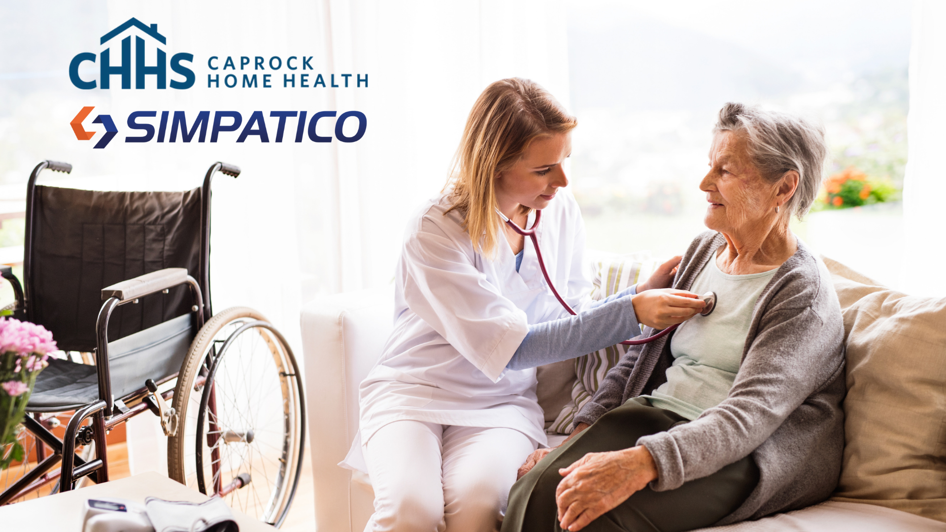 Simpatico Systems and Caprock Home Health